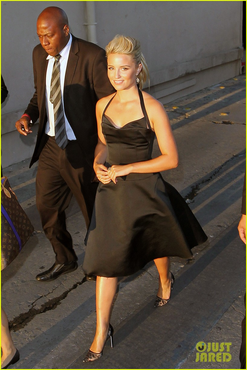 jake gyllenhaal dianna agron jimmy kimmel guests 01