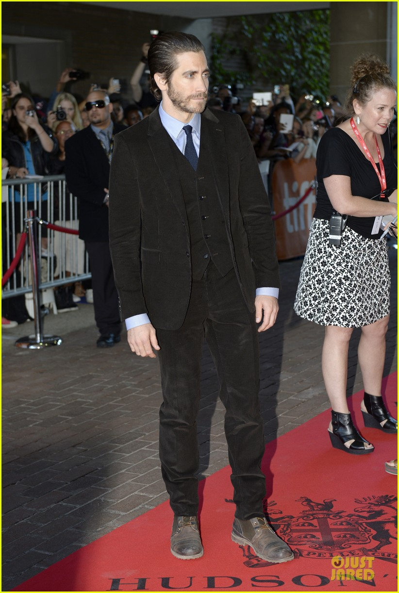 jake gyllenhaal enemy premiere at toronto film festival 132947422