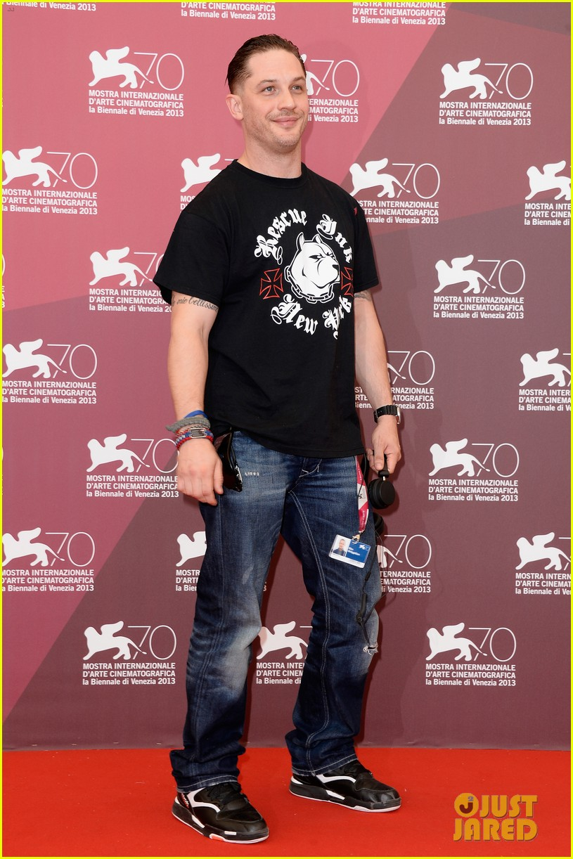 tom hardy locke photo call at venice film festival 022942308