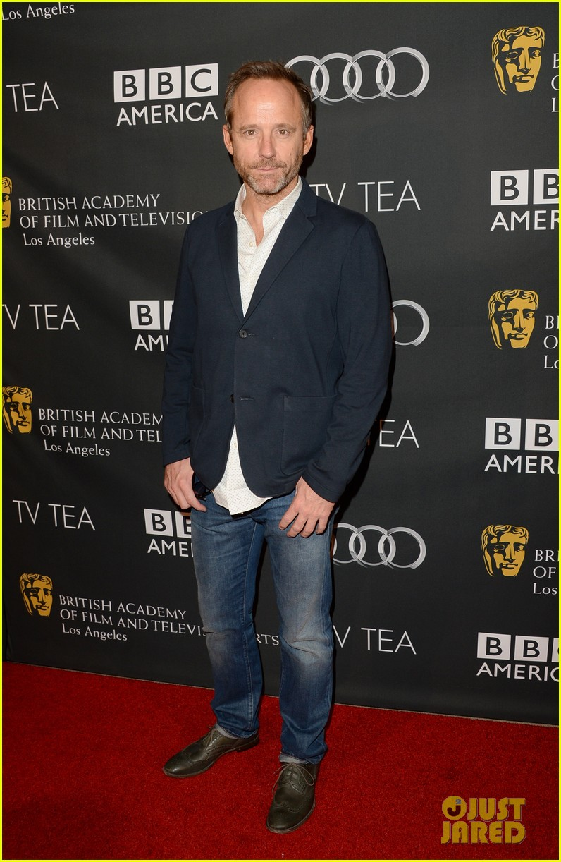 kit harington richard armitage bafta la tv tea party 2013 252957103