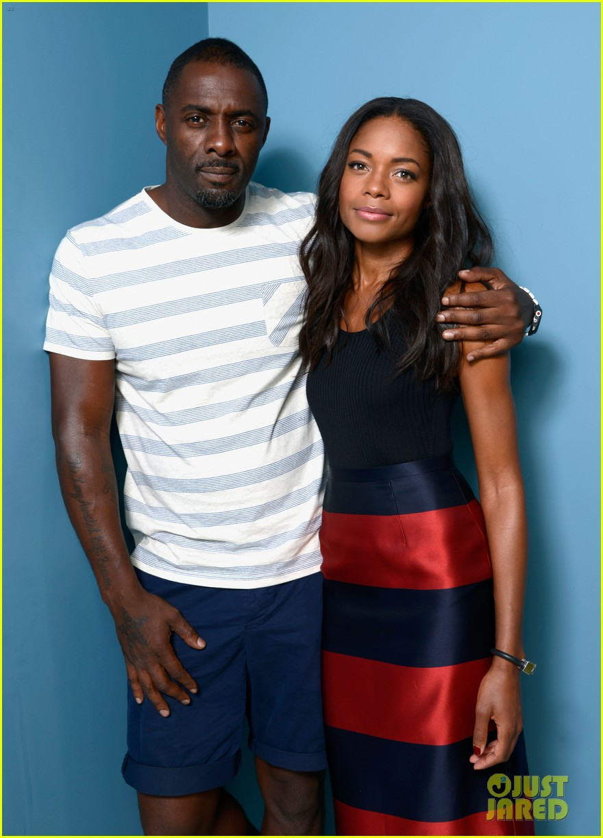 naomie harris idris elba mandela tiff press conference 18