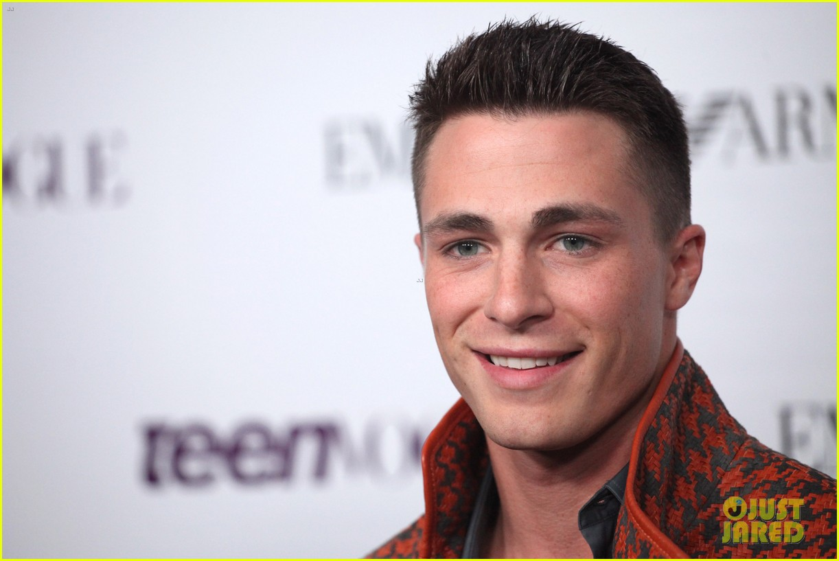 colton haynes holland roden young hollywood party 2013 22