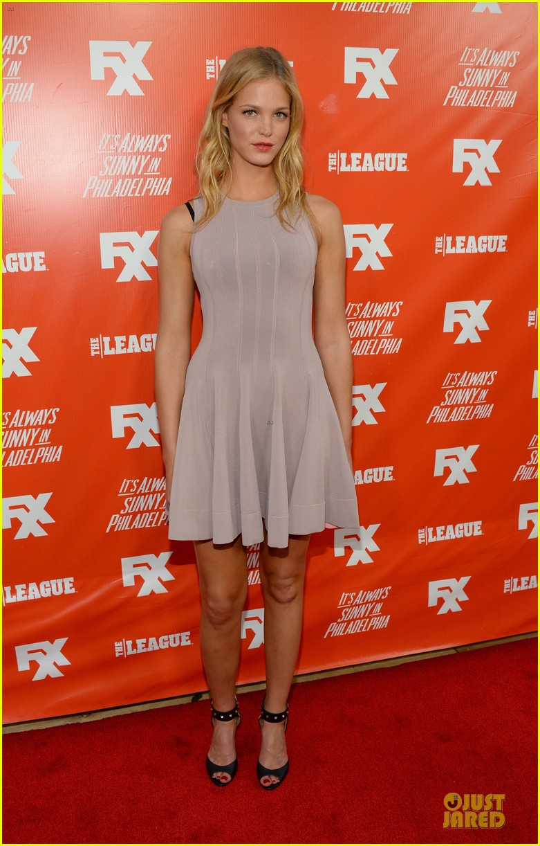 erin heatherton the league season 5 hollywood premiere 012943249