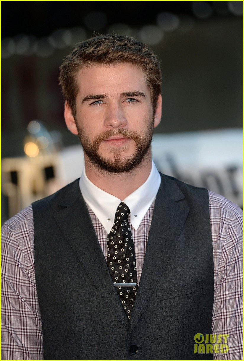 liam hemsworth supports brother chris at rush premiere 062942530