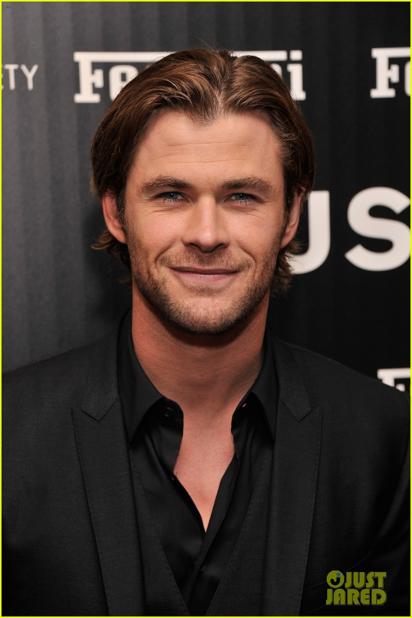 chris hemsworth daniel bruhl rush new york screening 122954873