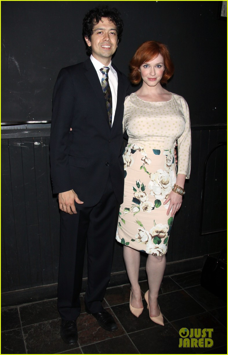 christina hendricks taye diggs everything is ours opening 04