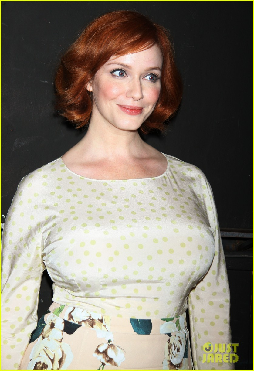 christina hendricks taye diggs everything is ours opening 112944108