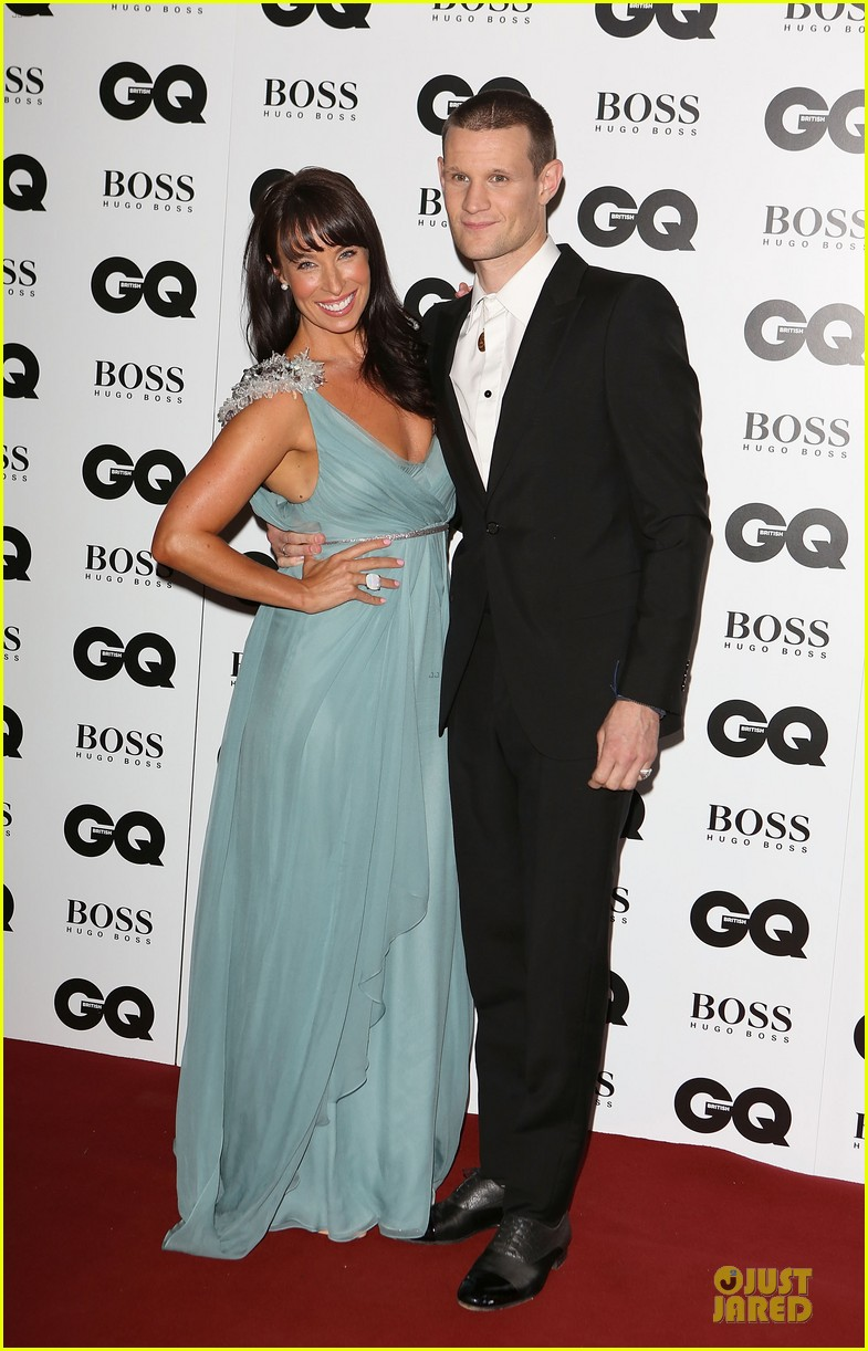 tom hiddleston matt smith gq men of the year awards 2013 03