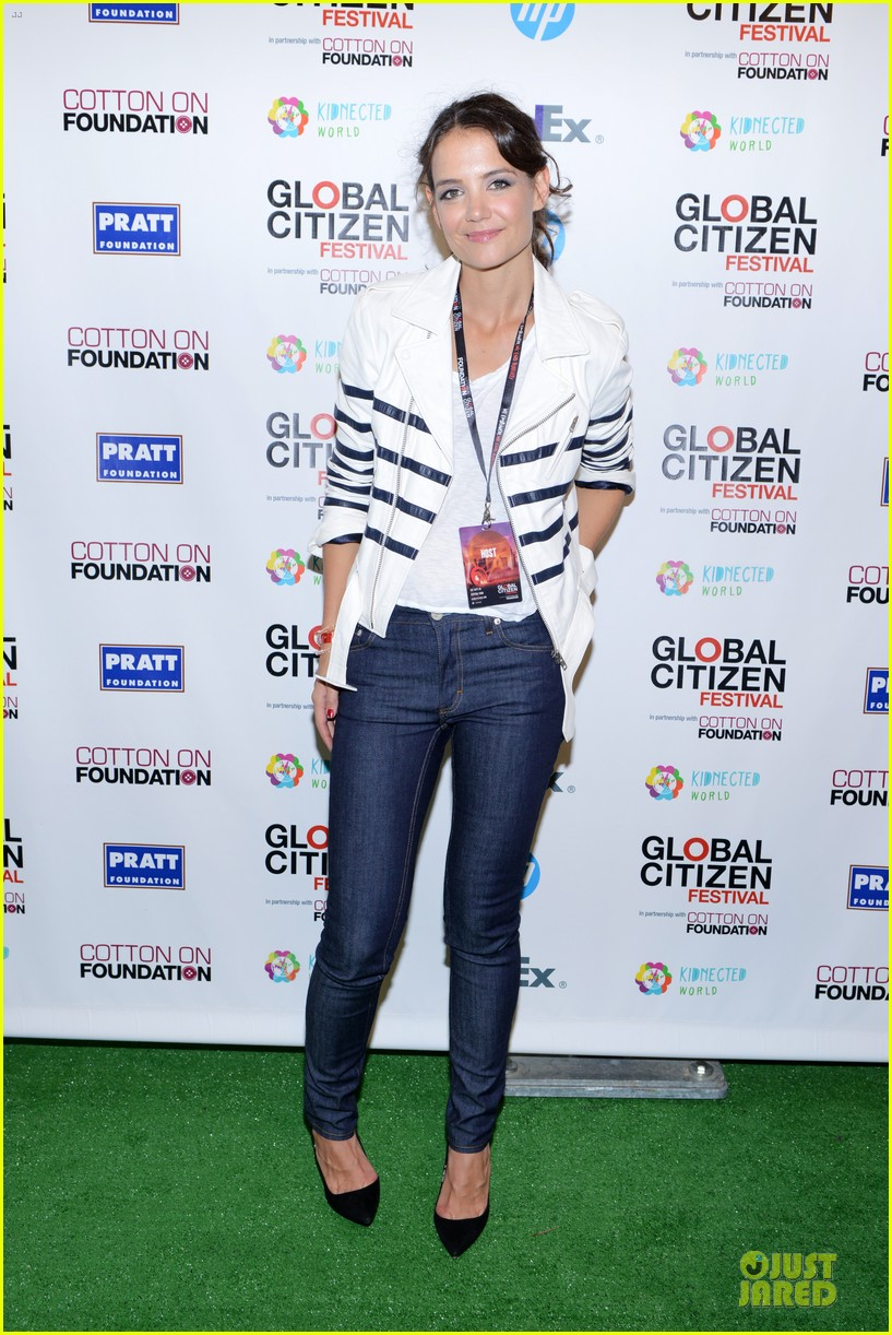 katie holmes olivia wilde global citizen festival babes 03