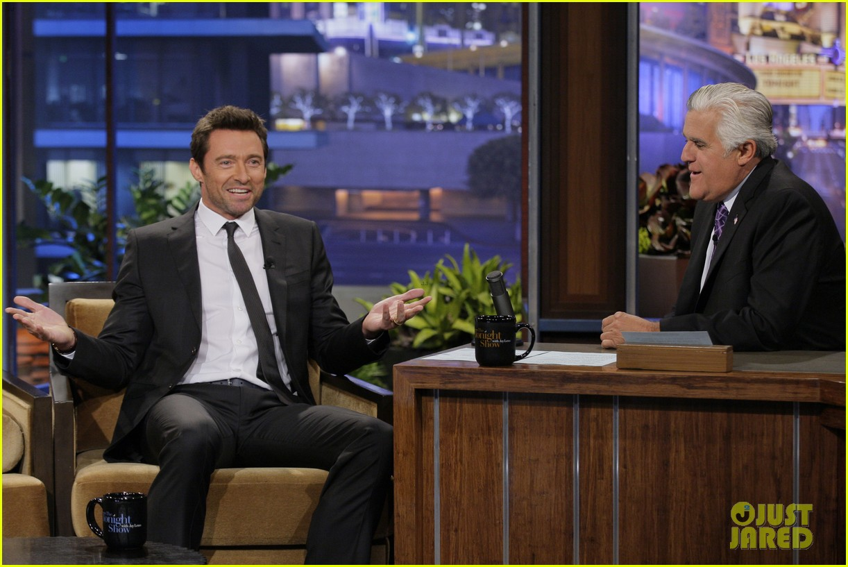 hugh jackman prisoners premiere talk show appearances 032951123