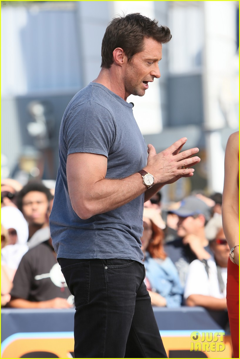 hugh jackman prisoners premiere talk show appearances 102951130