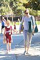 jennifer garner takes violet to her basketball game 21