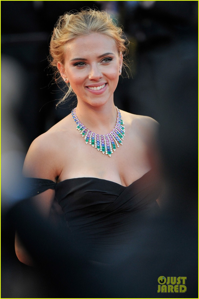 scarlett johansson under the skin venice premiere 062942974