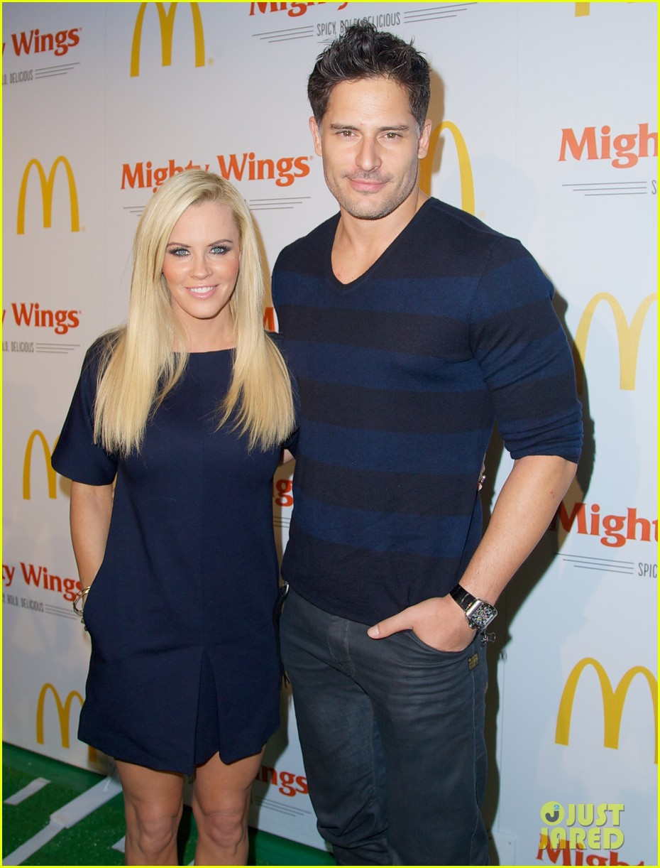 joe manganiello mcdonalds mighty wings launch 092953116