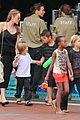 angelina jolie kids visit the sydney aquarium 33