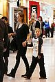 angelina jolie catches a flight with shiloh pax 05
