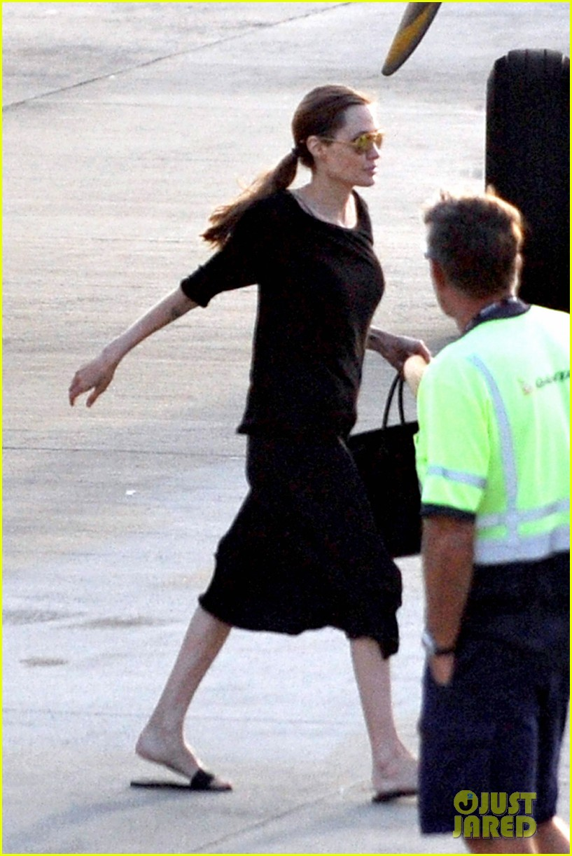 angelina jolie scouts locations for unbroken 122950152