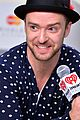 justin timberlake debuts two new songs iheartradio watch 04
