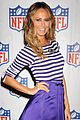 stacy keibler back to football fashion presentation 09