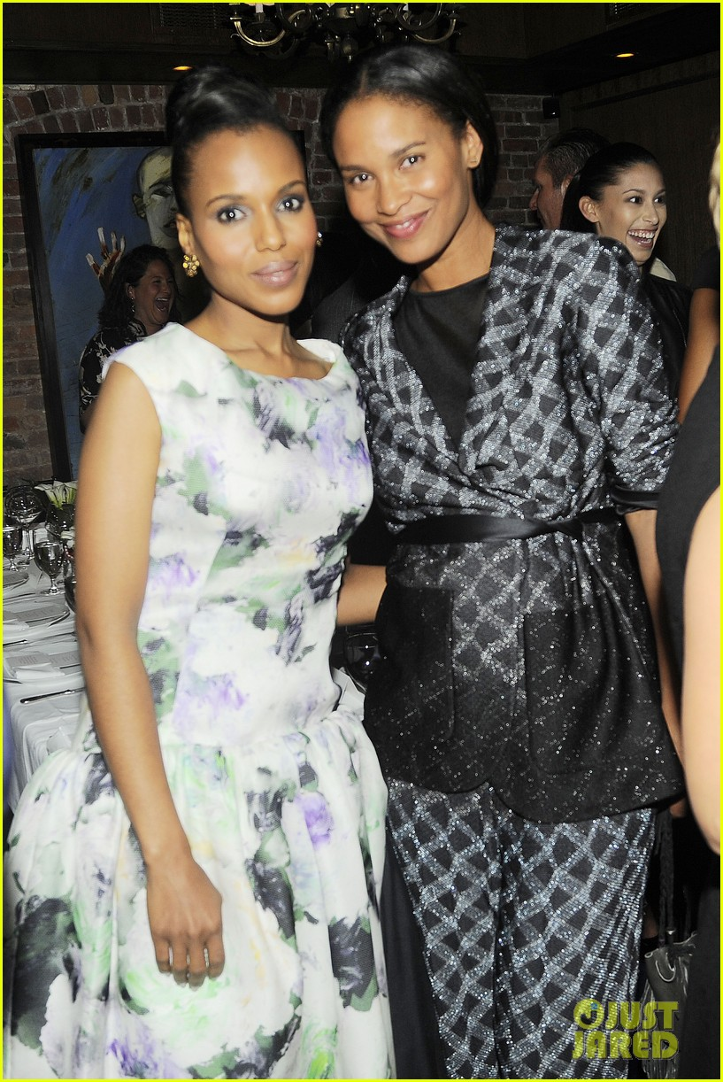 kerry washington glamour cover celebration dinner 02