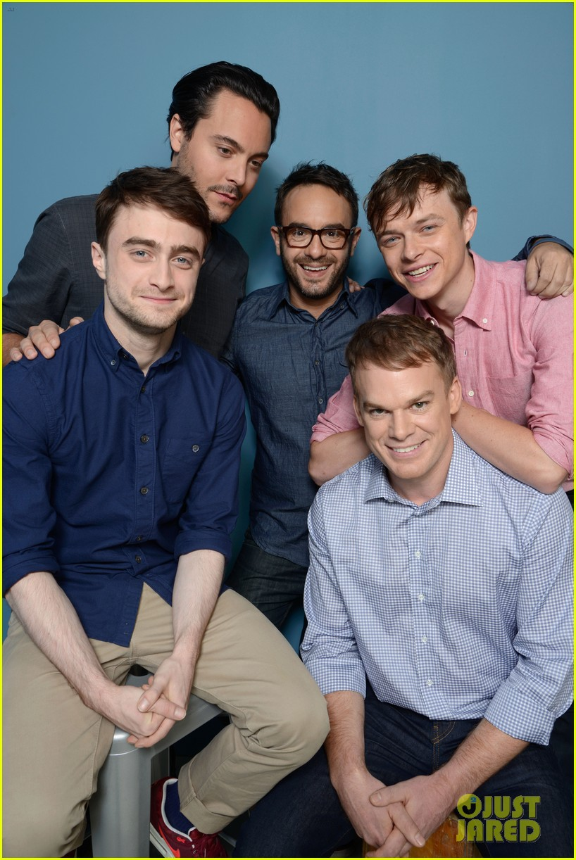 michael c hall daniel radcliffe kill your darlings tiff cast portraits 082946981