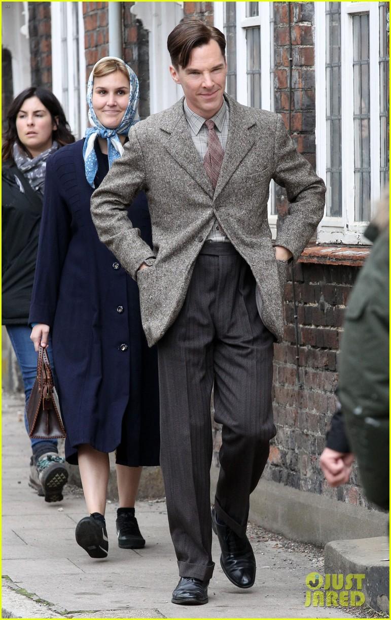 Keira Knightley Amp Benedict Cumberbatch Imitation Game