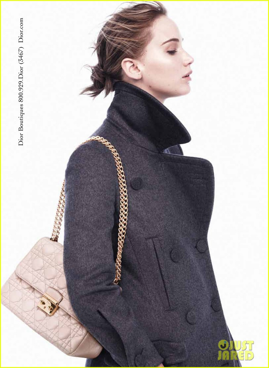 jennifer lawrence miss diors autumn winter campaign 01