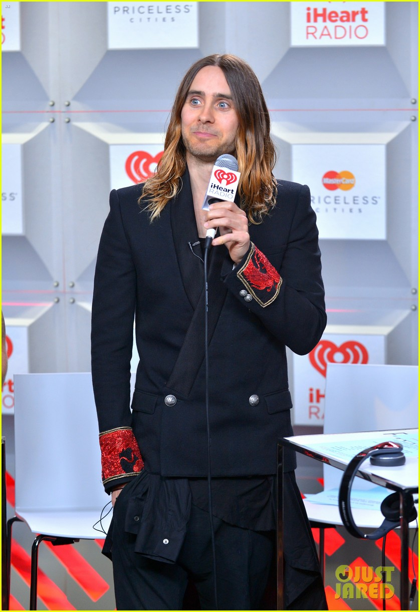 adam levine jared leto iheartradio performances 062957304