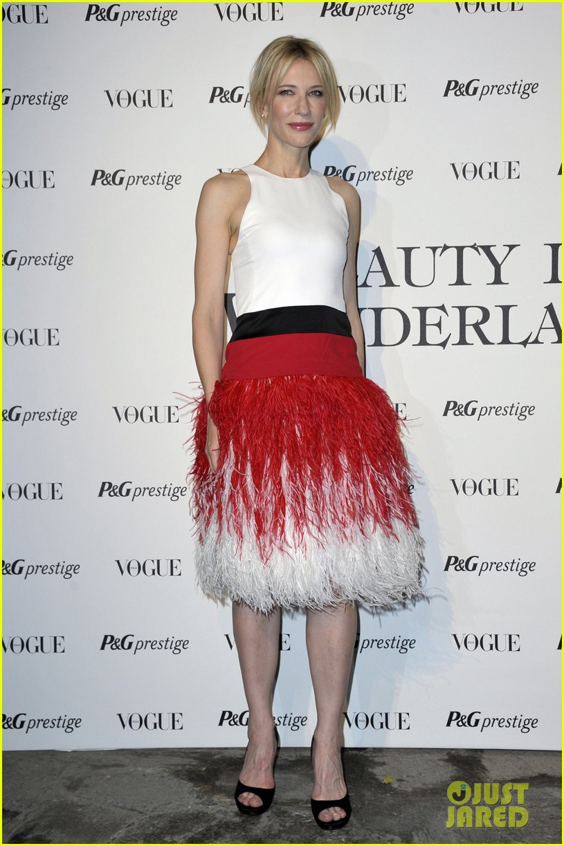 blake lively cate blanchett beauty in wonderland event 15