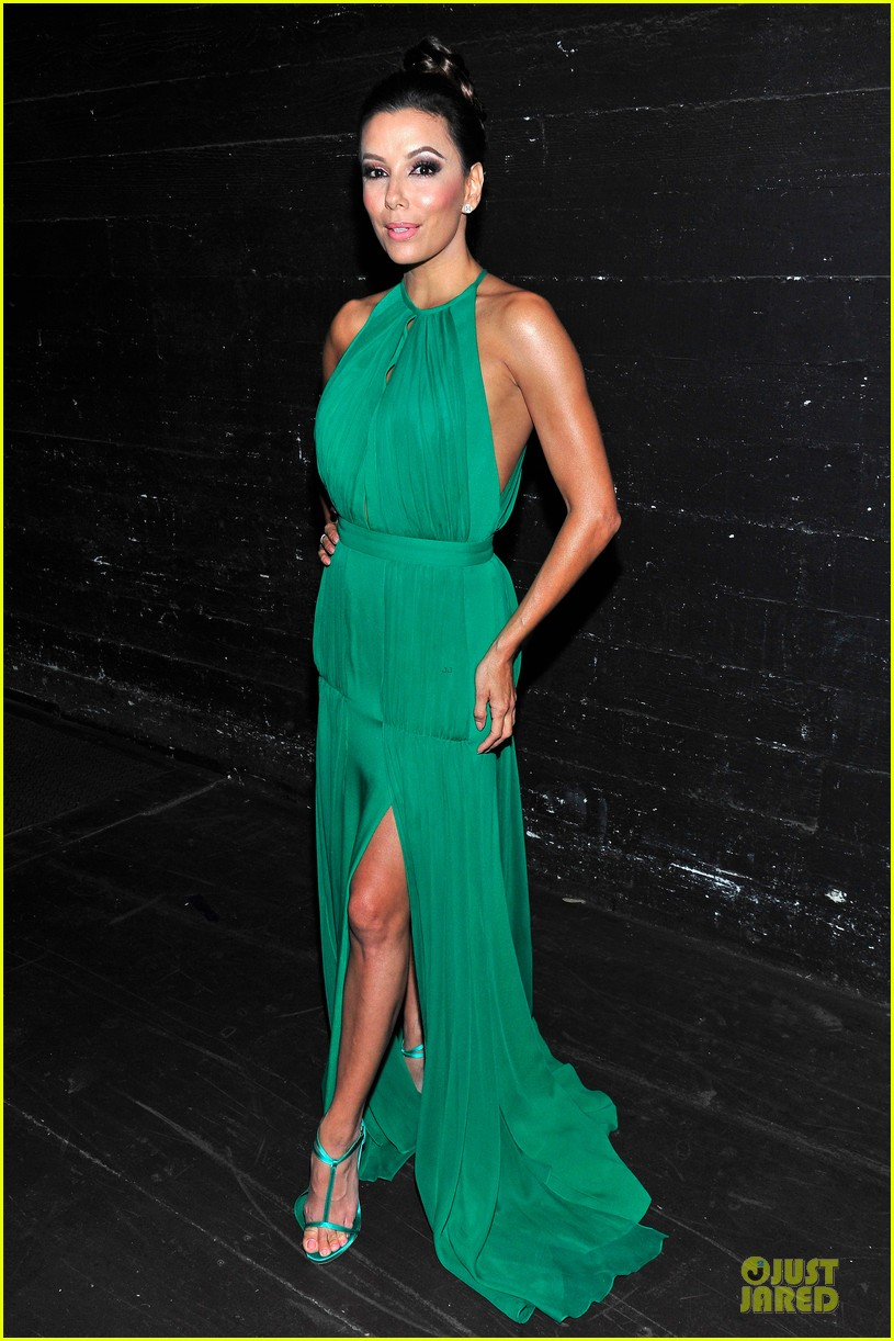eva longoria multiple dresses as nclr alma awards host 11
