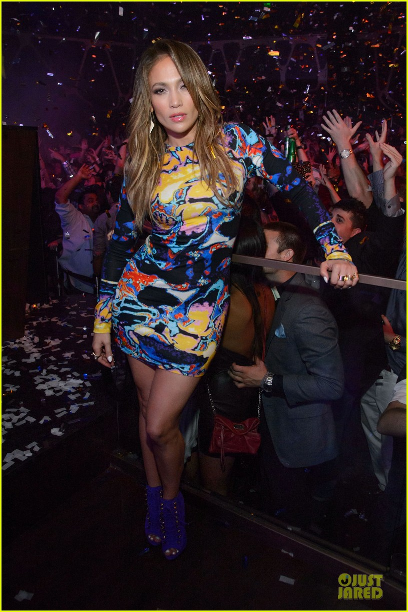 jennifer lopez kate upton hakkasan las vegas hotties 012961487