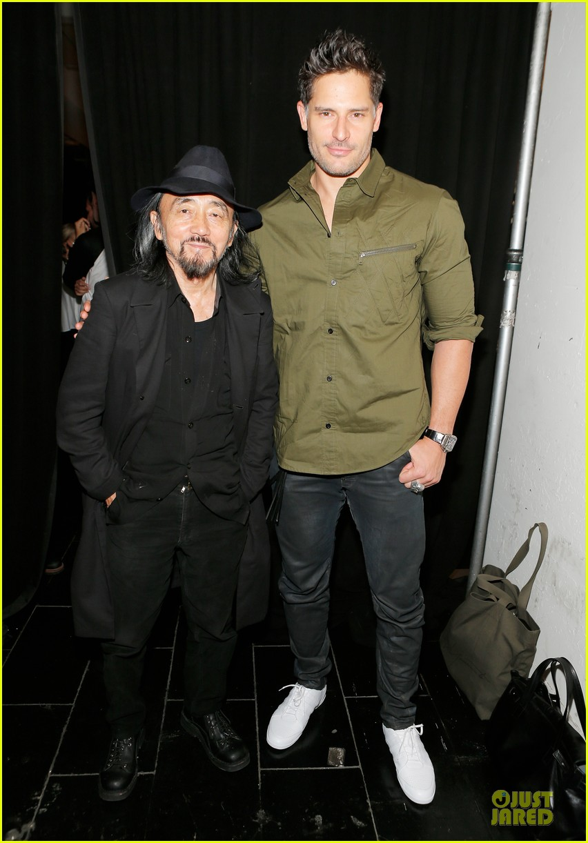 joe manganiello y 3 fashion show 052947813