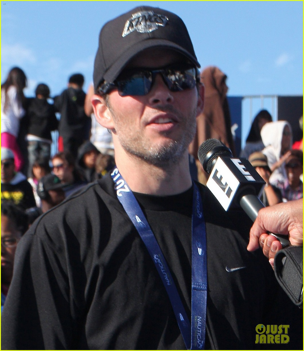 james marsden jeremy sisto nautica malibu triathlon 2013 102947869