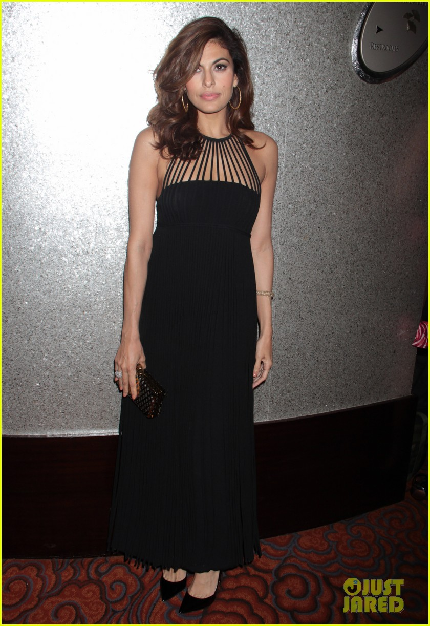 eva mendes icons of style awards in new york city 092955760