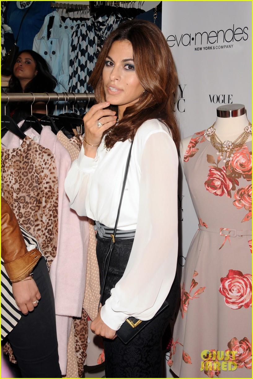 eva mendes launches her new york company clothing line 13