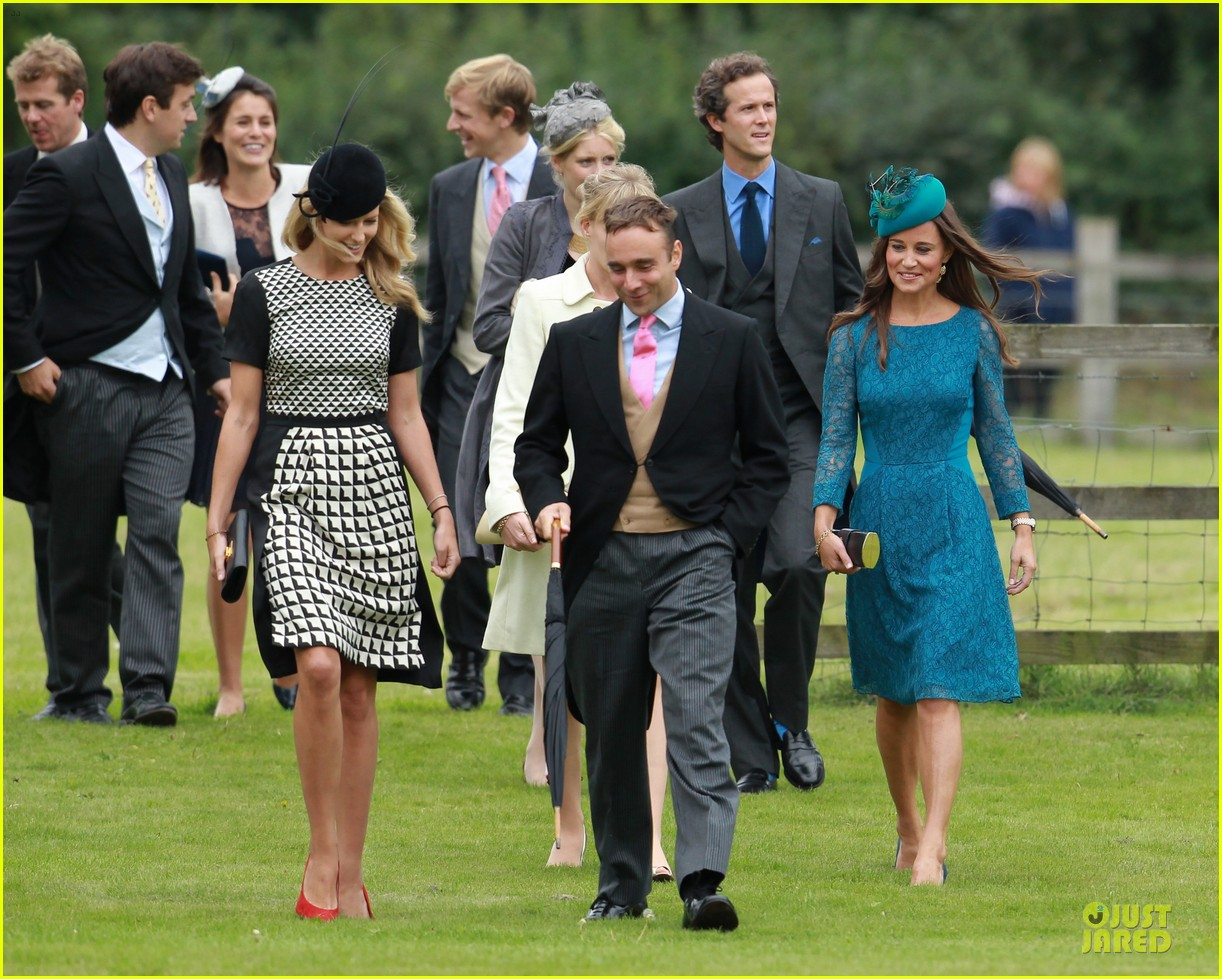 pippa middleton norfolk wedding with prince william harry 14