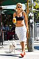 rita ora flaunts abs hangs with older sister elena 01