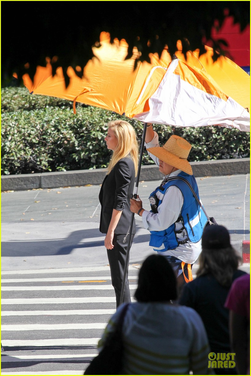 gwyneth paltrow classy hugo boss shoot 34