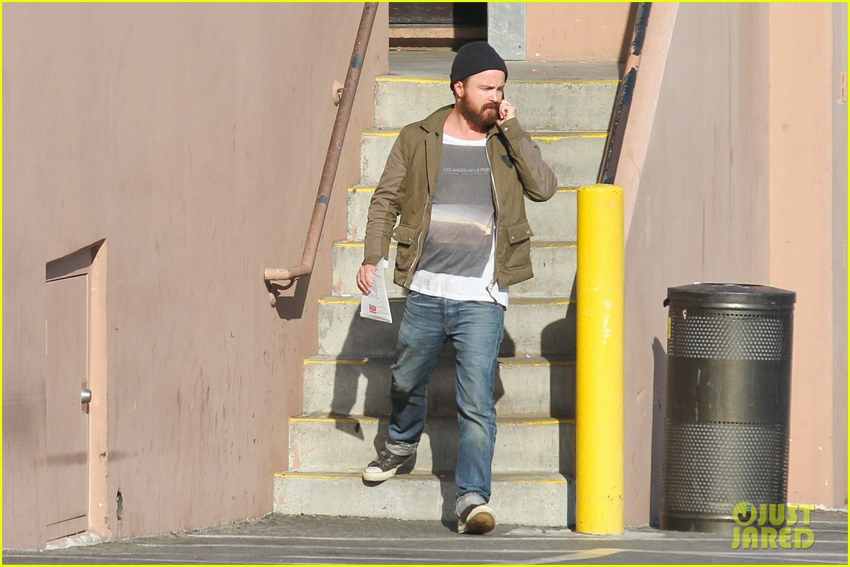 aaron paul final breaking bad episodes are so much messier 08