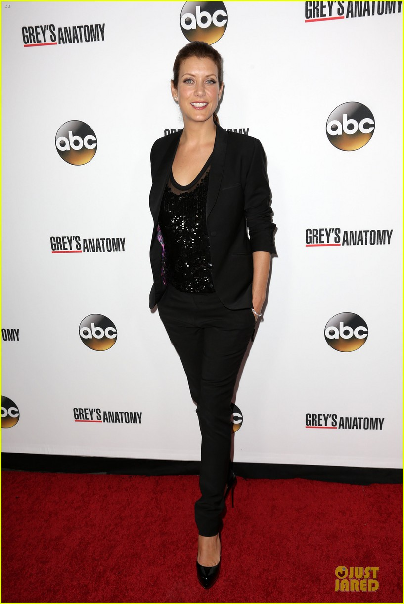 ellen pompeo kate walsh rock black at grey anatomy party 13