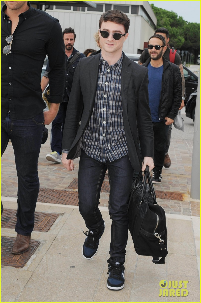 daniel radcliffe kill your darlings premiere in venice 052941691
