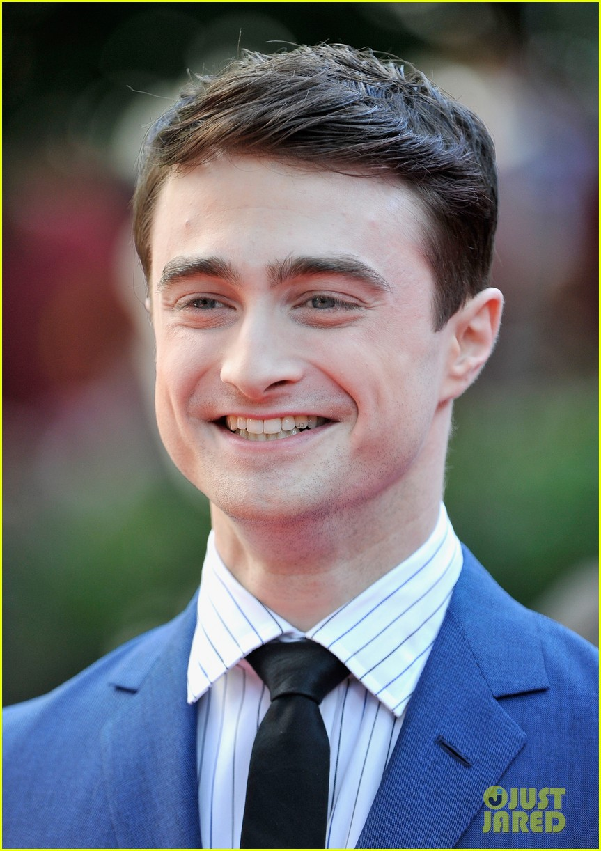 daniel radcliffe kill your darlings premiere in venice 122941698