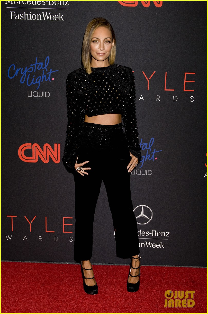nicole richie kate upton style awards 2013 15