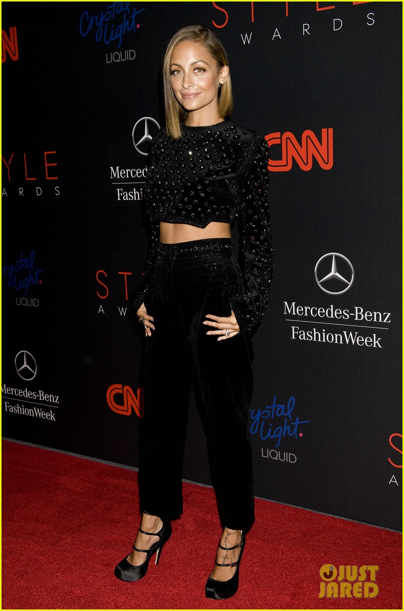 nicole richie kate upton style awards 2013 17