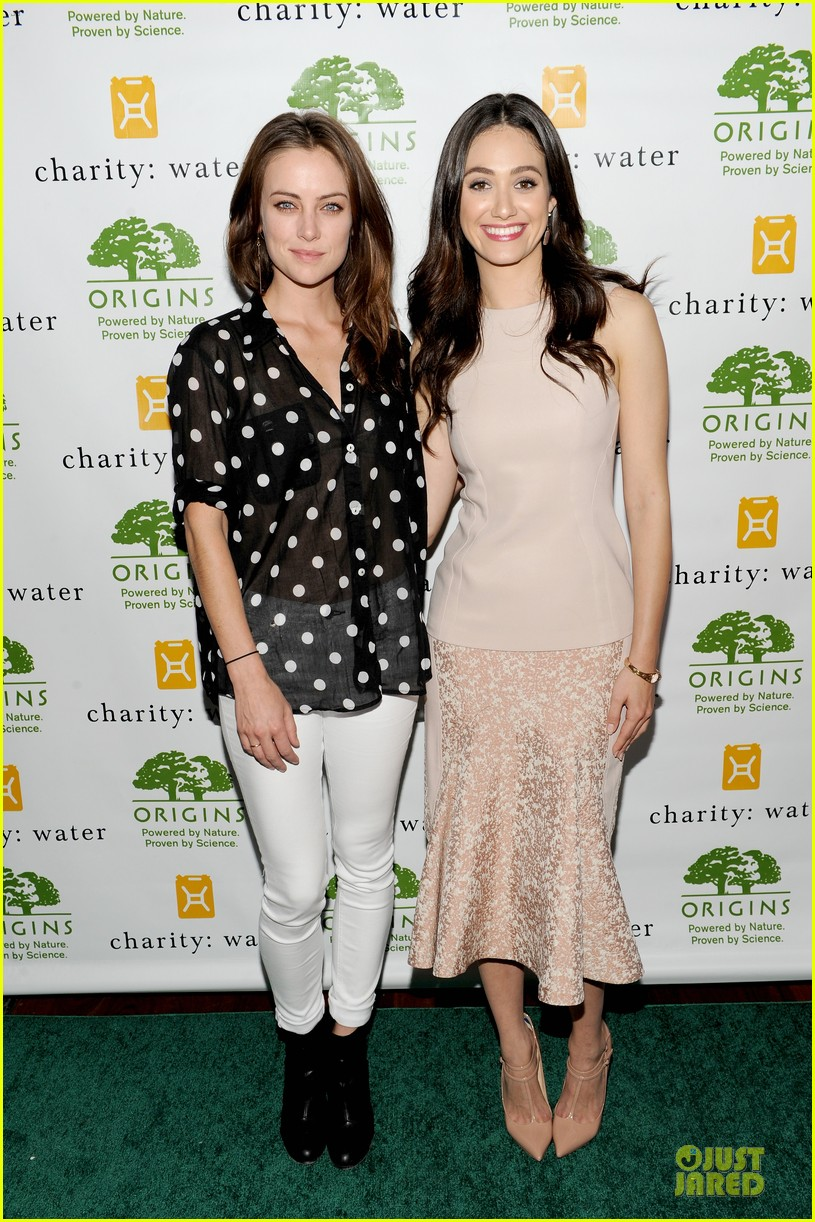 emmy rossum origins smartyplants event host 16