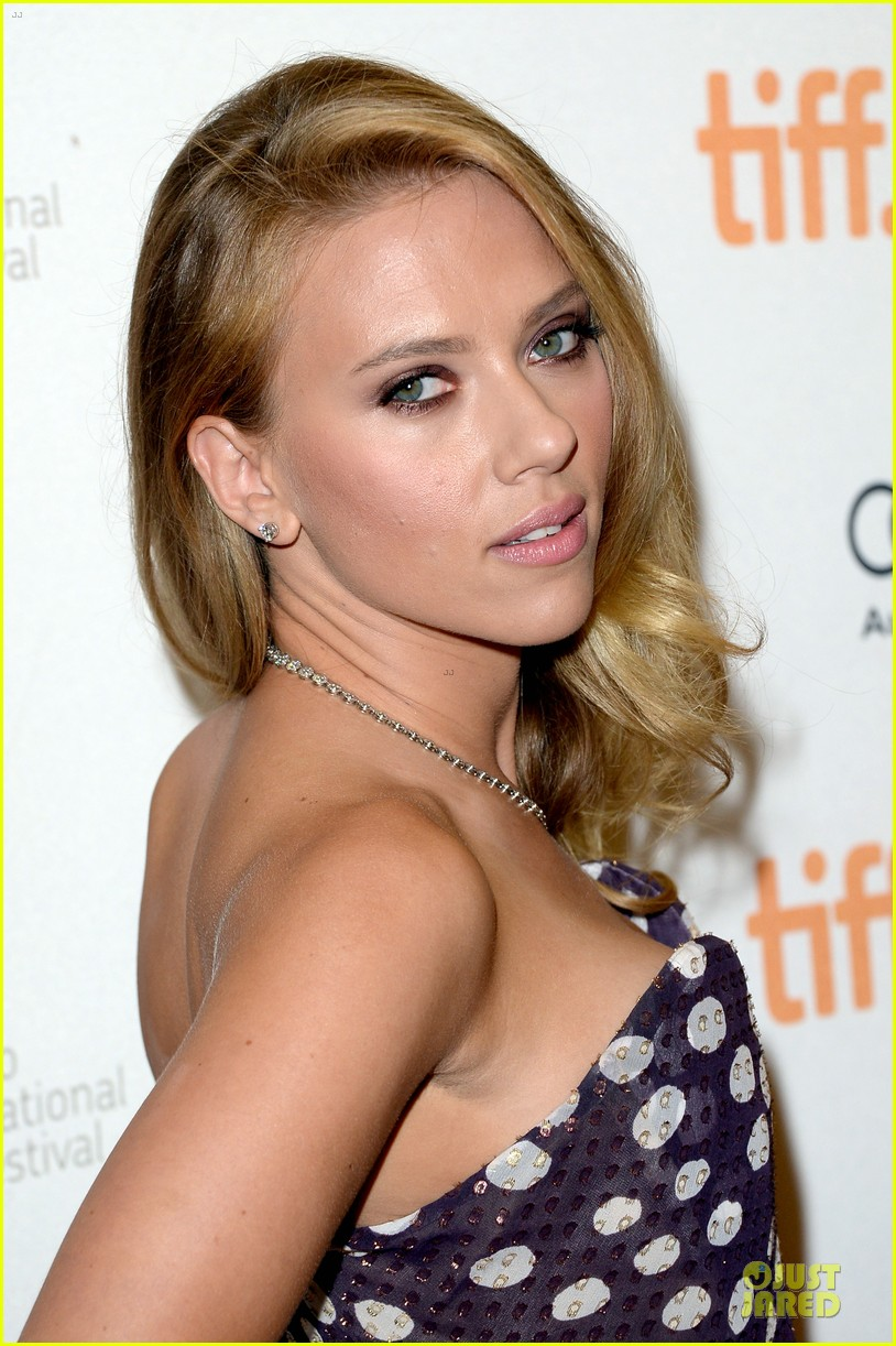 scarlett johansson under the skin tiff premiere 022948695