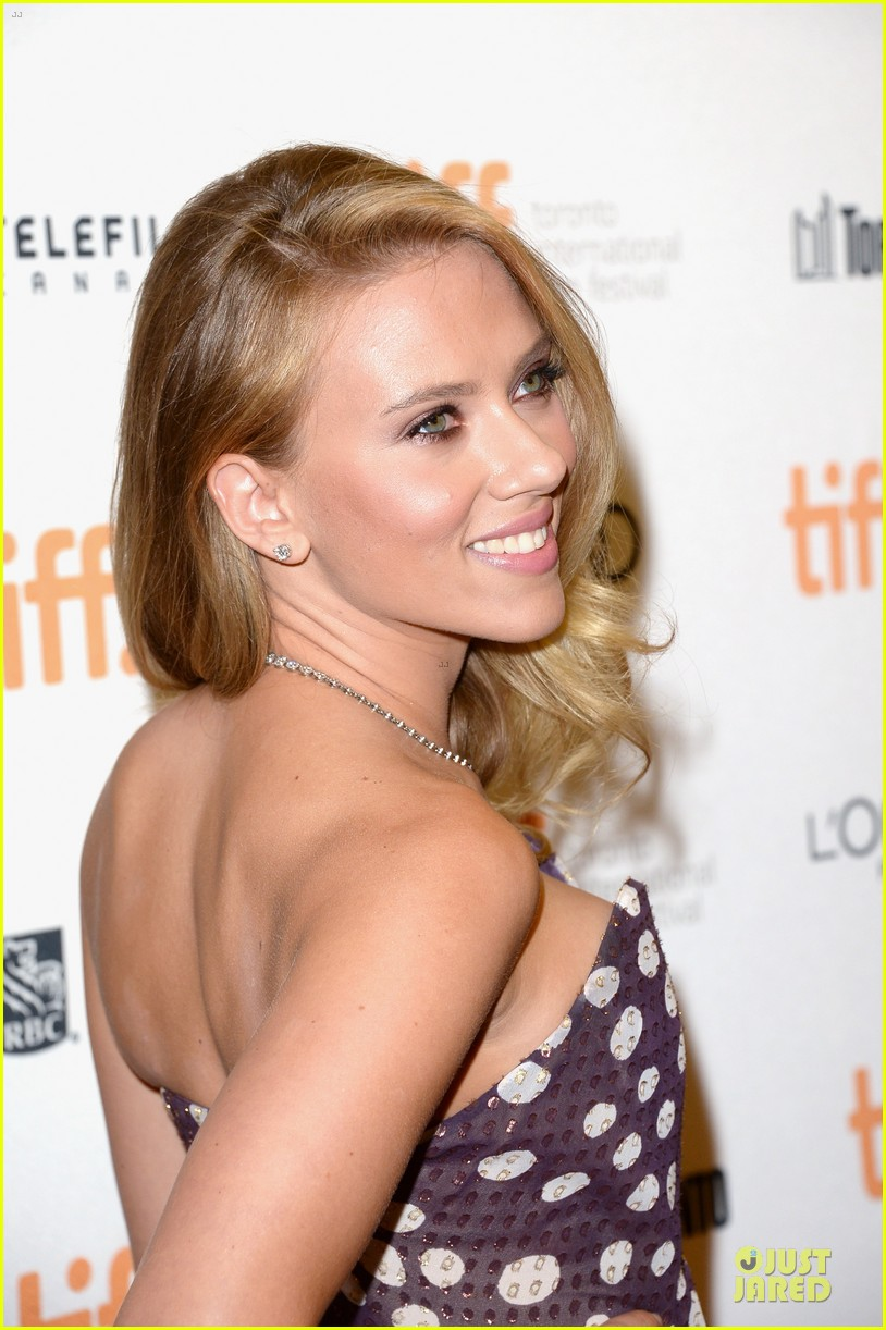 scarlett johansson under the skin tiff premiere 08