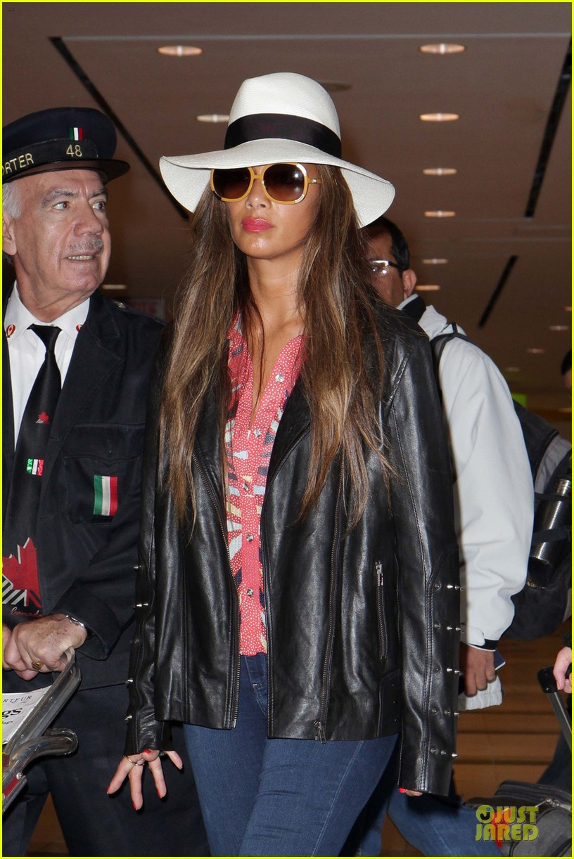 nicole scherzinger good to be back in canada 022962247