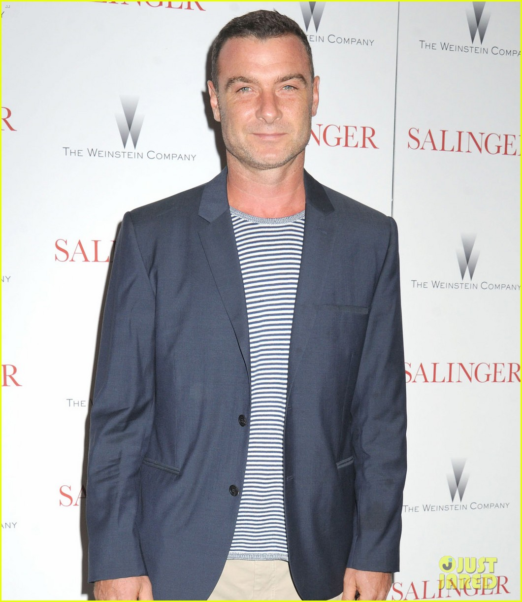 liev schreiber salinger new york screening 052943424