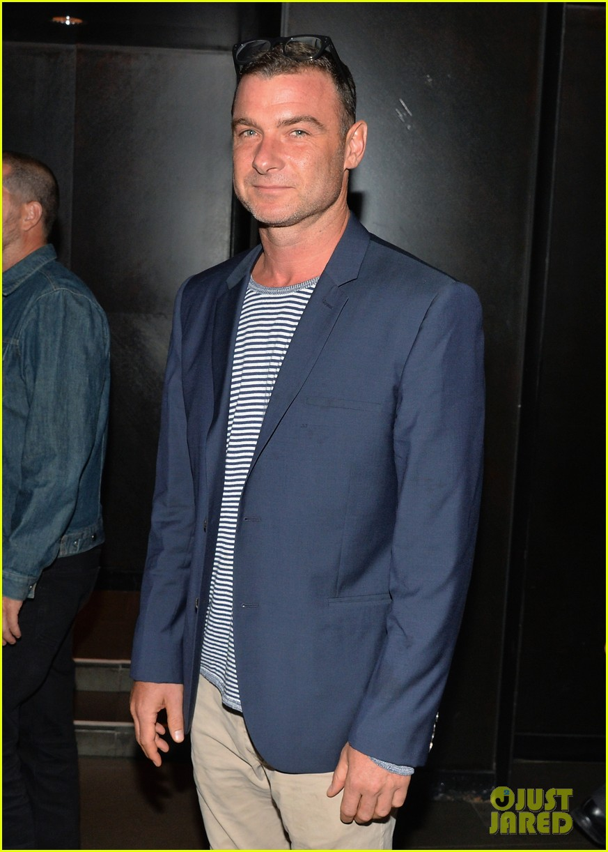 liev schreiber salinger new york screening 10